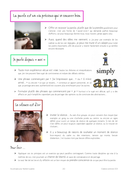 annexe6 6 principes pour faciliter la parole collective p2